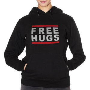 Felpa Free Hugs - DIVERTENTE Choose ur color