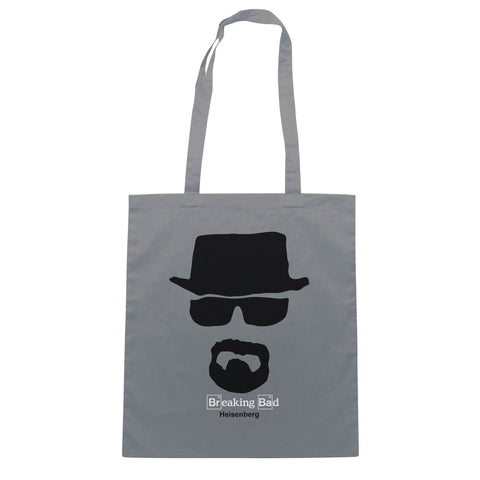 Borsa Heisenberg Breaking Bad - Grigio - FILM Choose ur color