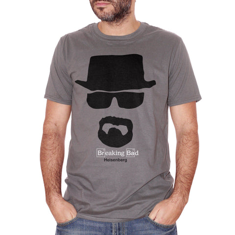 T-Shirt Heisenberg Breaking Bad - FILM Choose ur color