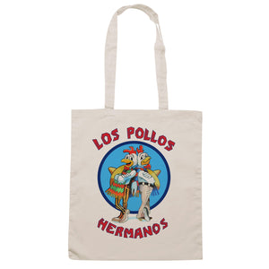Borsa Los Pollos Hermanos Breaking Bad - Sand - FILM Choose ur color - CUC #chooseurcolor