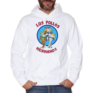 Felpa Los Pollos Hermanos Breaking Bad - FILM Choose ur color