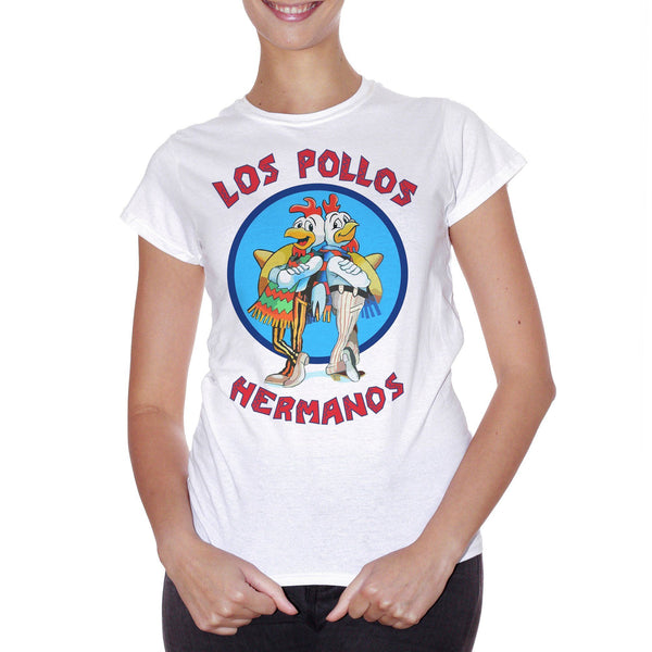 Lavender T-Shirt Los Pollos Hermanos Breaking Bad - FILM Choose ur color CucShop