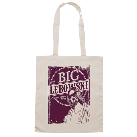 Borsa Big Lebowski Coen Bros - Sand - FILM Choose ur color