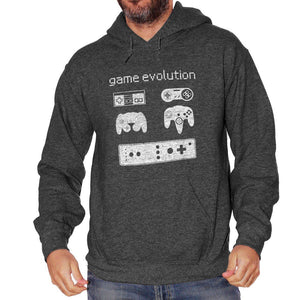 Felpa Game Evolution Nintendo - GAMES Choose ur color
