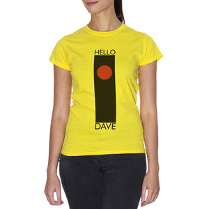 T-Shirt Hall 9000 2001 Odissea Nello Spazio - FILM Choose ur color - CUC #chooseurcolor