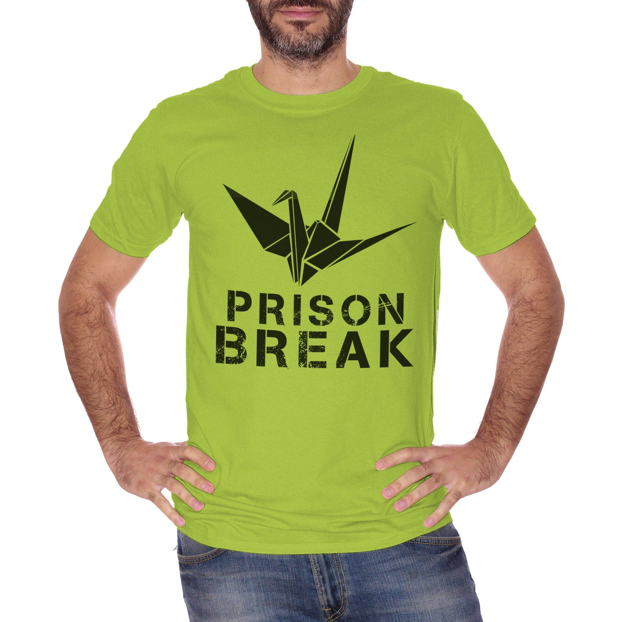 T-Shirt Prison Break - FILM Choose ur color