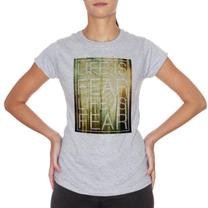 T-Shirt Life Is Fear - MUSIC Choose ur color