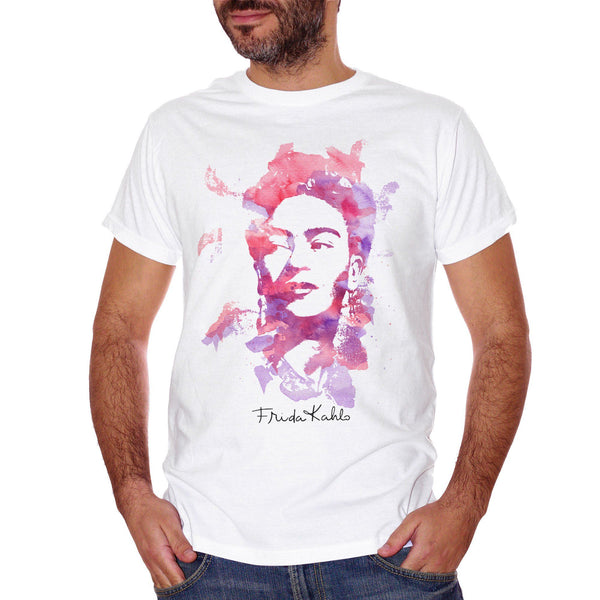 White Smoke T-Shirt Frida - POLITICA Choose ur color CucShop