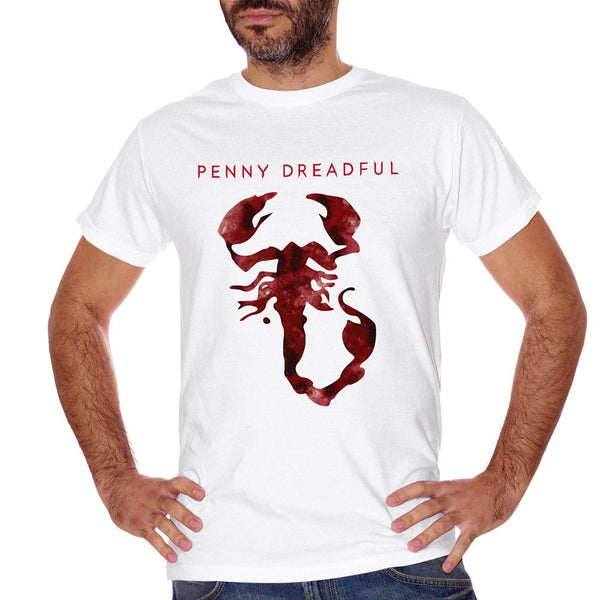 Dark Red T-Shirt Penny Dreadful Scorpion - FILM Choose ur color CucShop