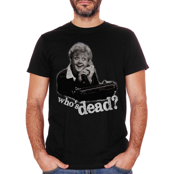 T-Shirt Signora Fletcher Telefono. Who Is Dead - FILM Choose ur color
