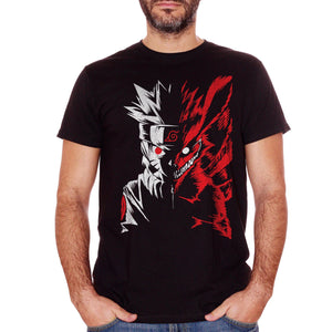 T-Shirt Offbeats Naruto - CARTOON Choose ur color