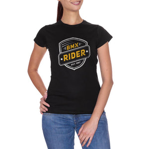 T-Shirt Bmx Rider Bike Lovers - SOCIAL Choose ur color - CUC #chooseurcolor