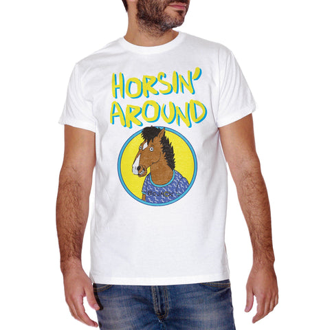 T-Shirt Bojack The Horseman  - FILM Choose ur color