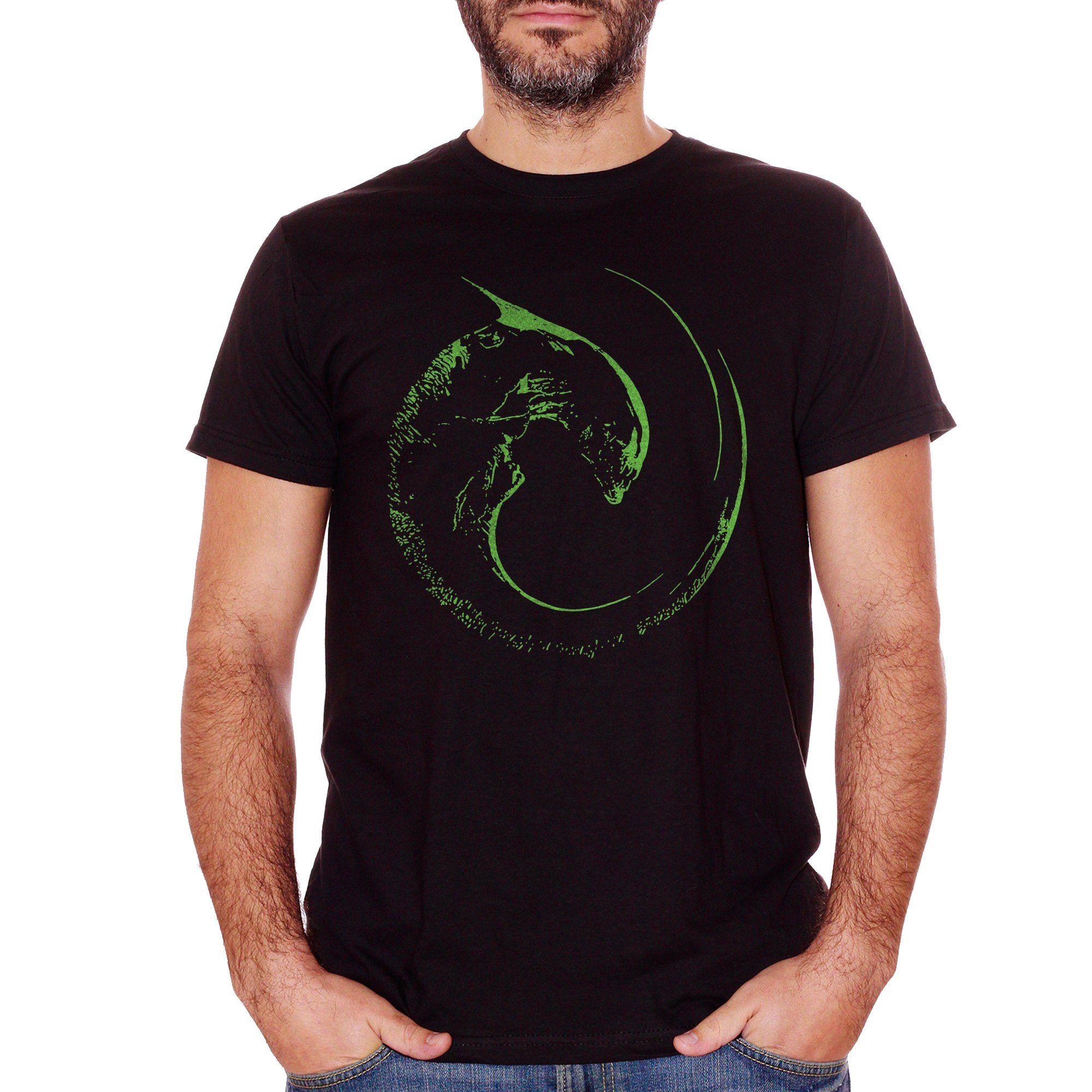 T-Shirt Alien Film - FILM Choose ur color