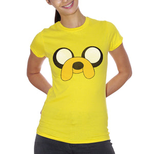 T-Shirt Adventure Time - Jake - CARTOON Choose ur color - CUC #chooseurcolor