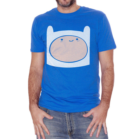 T-Shirt Adventure Time - Finn - CARTOON Choose ur color - CUC #chooseurcolor