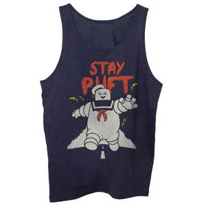 Canotta Stay Puft - Marshmallow Man Ghostbusters - FILM Choose ur color - CUC #chooseurcolor