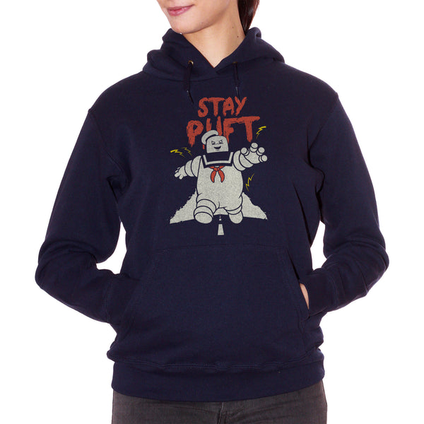 Felpa Stay Puft - Marshmallow Man Ghostbusters - FILM Choose ur color - CUC #chooseurcolor