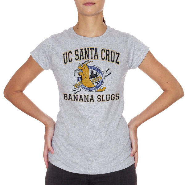 T-Shirt Pulp Fiction Santa Cruz University Banana Slugs - FILM Choose ur color - CUC #chooseurcolor