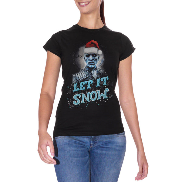 T-Shirt The Night King - Got - Christmas Edition - FILM Choose ur color