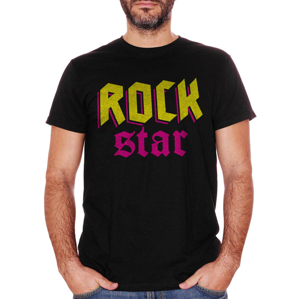 T-Shirt Rock Star Music Rock And Roll - MUSIC