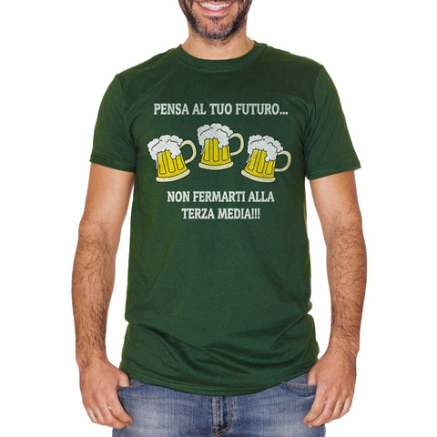 T-Shirt Fun Birra - DIVERTENTE