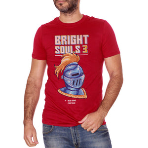 T-Shirt Bright Souls Videogioco - Game Choose ur color - CUC #chooseurcolor