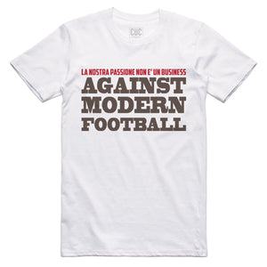 TShirt contro il calcio moderno - against modern football - superleague suks- SPORT - #ChooseurColor - CUC #chooseurcolor