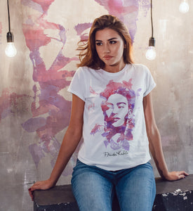 Gray T-Shirt Frida - POLITICA Choose ur color CucShop