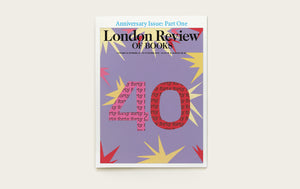 LRB Back Issues: 2019