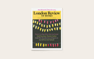 LRB Back Issues: 2020