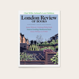 LRB Back Issues: 2021