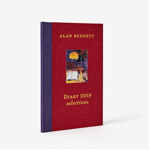 'Diary 2019: Selections' by Alan Bennett (signed and numbered limited edition)