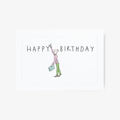 London Review of Books Birthday Card