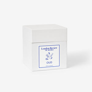 LRB Oud Candle