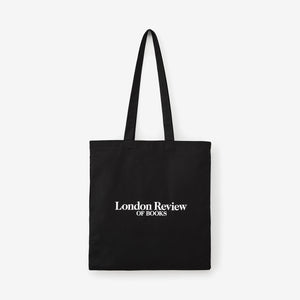 LRB Black Tote Bag