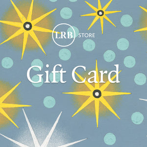 The LRB Store gift card