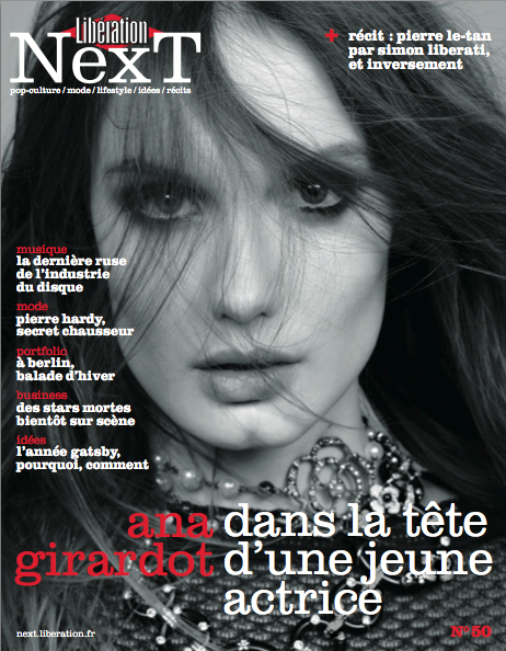 Next n°50 - Février 2013 - Ana Girardot [version papier]