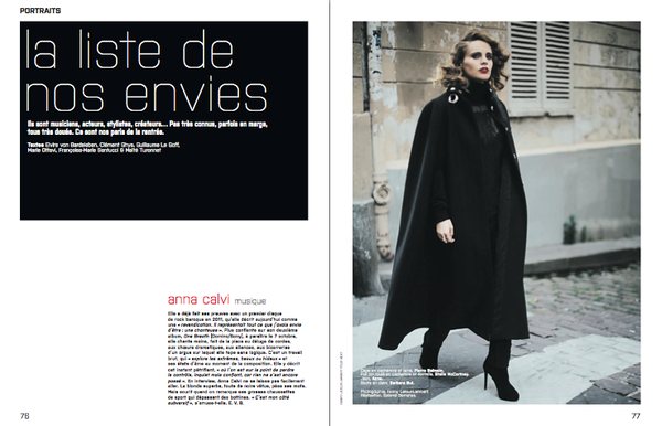 Next n°55 - Septembre 2013 - Marie Modiano [version papier]