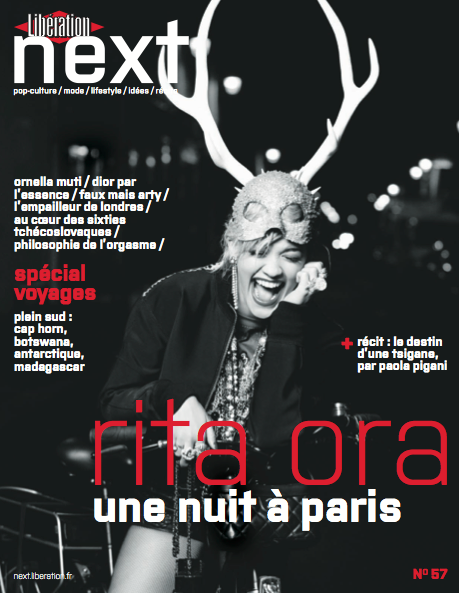 Next n°57 - Novembre 2013 - Rita Ora [version papier]
