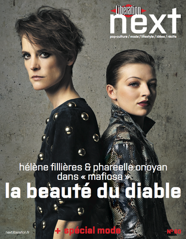 Next n°60 - Mars 2014 - Hélène Fillières & Phareelle Onoyan [version papier]