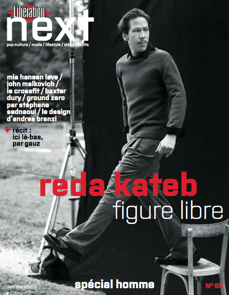 Next n°65 - Octobre 2014 - Reda Kateb [version papier]