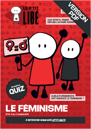 Version PDF. LE FÉMINISME  - du  05 au 11 octobre 2018