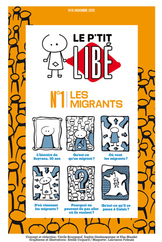 Version PAPIER. LES MIGRANTS - Novembre 2015