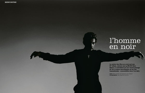 Next n°33 - Mars 2011 - Johnny Hallyday