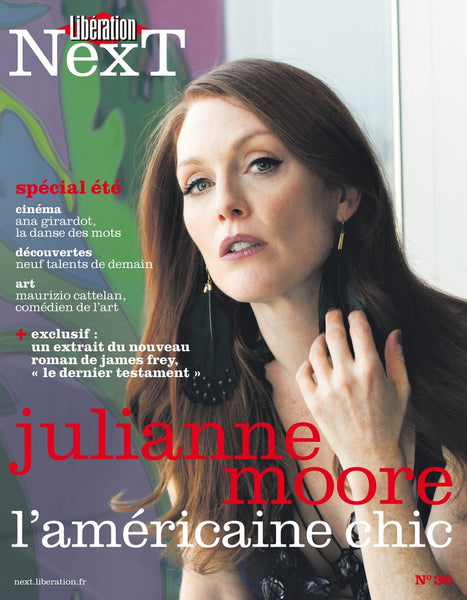 Next n°36 - Juin 2011 - Julianne Moore