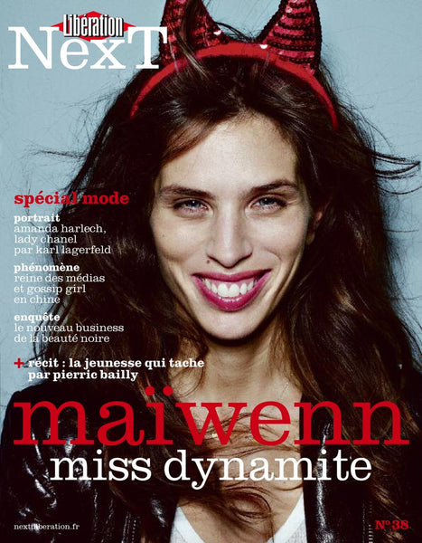 Next n°38 - Octobre 2011 - Maïwenn