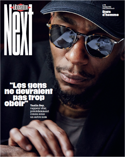 Next n°74 - Octobre 2015 - Yasiin Bey [version papier]