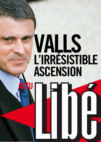 Valls, l'irrésistible ascension