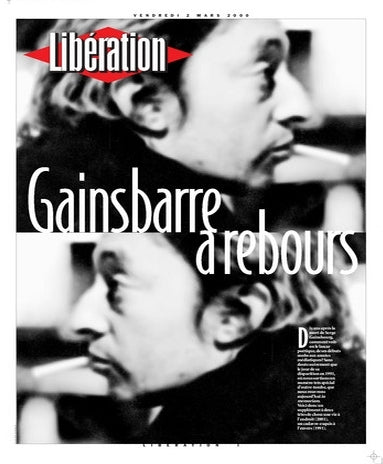 Cahier spécial 10 ans Gainsbourg - 2 mars 2000
